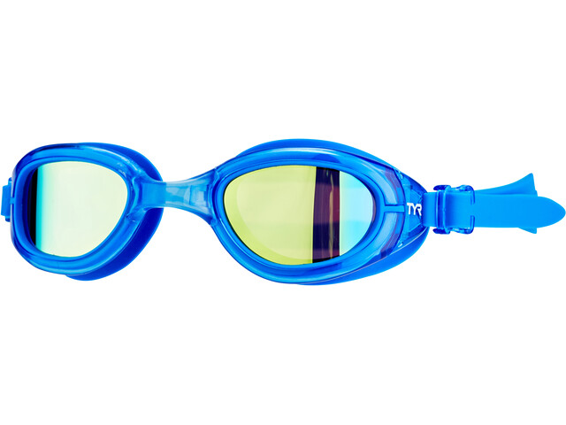TYR Special Ops 2.0 Goggles Barn gold/blue